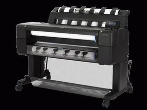 ремонт принтера HP DESIGNJET T1530 36-IN POSTSCRIPT PRINTER WITH ENCRYPTED HARD DISK