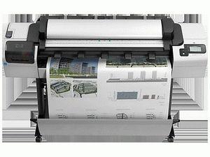ремонт принтера HP DESIGNJET T2300 EMULTIFUNCTION PRINTER