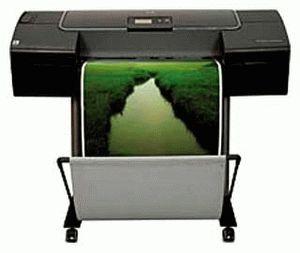 ремонт принтера HP DESIGNJET Z3100PS GP 24-IN PHOTO PRINTER