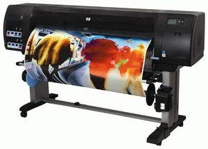 ремонт принтера HP DESIGNJET Z6200 60-IN PHOTO PRINTER