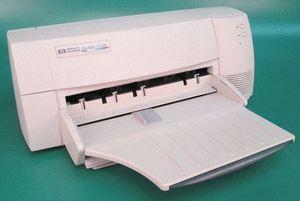 ремонт принтера HP DESKJET 1120C