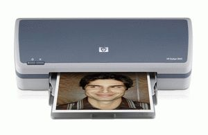 ремонт принтера HP DESKJET 3845