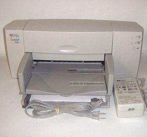 ремонт принтера HP DESKJET 810C