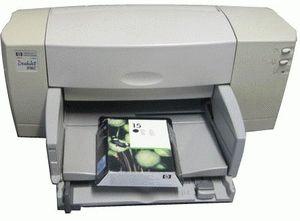 ремонт принтера HP DESKJET 816C