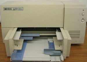 ремонт принтера HP DESKJET 855CXI
