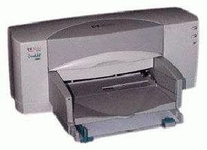 ремонт принтера HP DESKJET 880C