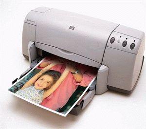 ремонт принтера HP DESKJET 920CW