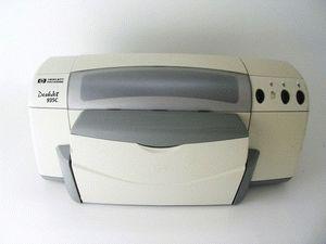 ремонт принтера HP DESKJET 935C