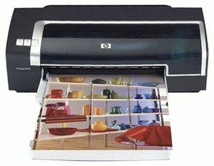 ремонт принтера HP DESKJET 9800