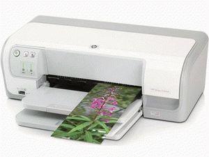 ремонт принтера HP DESKJET D4360
