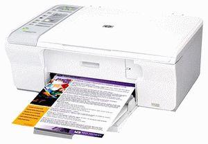 ремонт принтера HP DESKJET F4272
