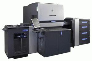 ремонт принтера HP INDIGO 5600 DIGITAL PRESS