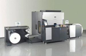 ремонт принтера HP INDIGO WS6000 DIGITAL PRESS