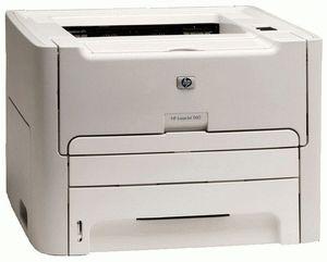 ремонт принтера HP LASERJET 1160