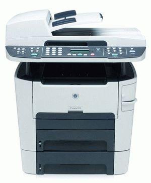 ремонт принтера HP LASERJET 3392 ALL-IN-ONE
