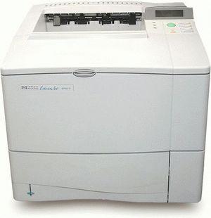ремонт принтера HP LASERJET 4000N
