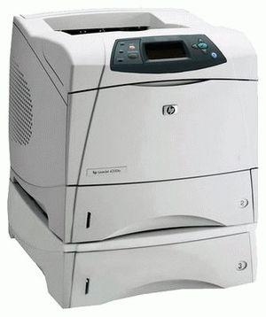 ремонт принтера HP LASERJET 4200DTNS