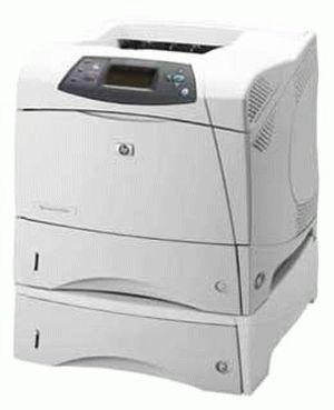 ремонт принтера HP LASERJET 4300TN