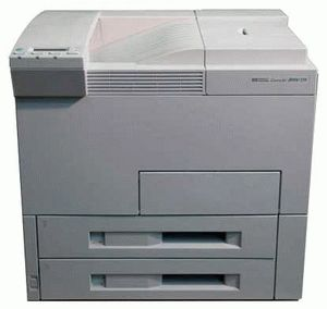 ремонт принтера HP LASERJET 8000N