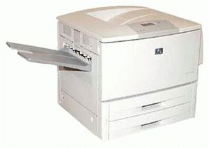 ремонт принтера HP LASERJET 9000DN