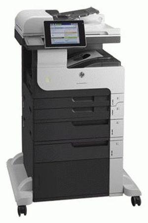 ремонт принтера HP LASERJET ENTERPRISE 700 MFP M725F