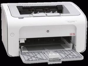 ремонт принтера HP LASERJET P1002