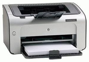 ремонт принтера HP LASERJET P1008