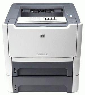 ремонт принтера HP лазерного