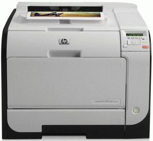 ремонт принтера HP LASERJET PRO 400 COLOR M451DN