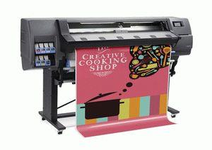 ремонт принтера HP LATEX 310