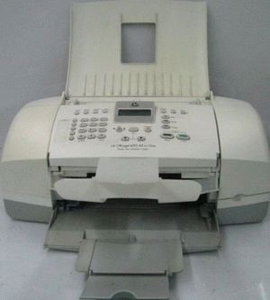 ремонт принтера HP OFFICEJET 4315V