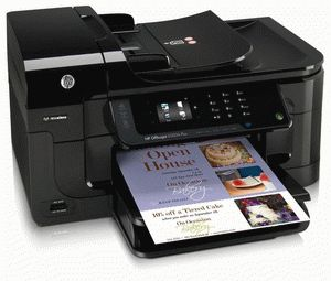 ремонт принтера HP OFFICEJET 6500A PLUS SPECIAL EDITION E-ALL-IN-ONE E710S