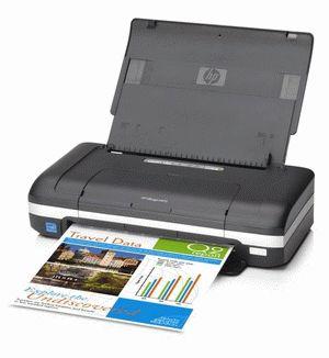 ремонт принтера HP OFFICEJET H470BT MOBILE PRINTER