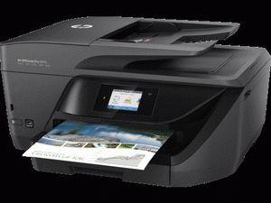 ремонт принтера HP OFFICEJET PRO 6970