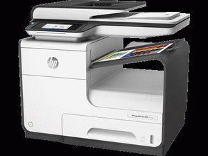 ремонт принтера HP PAGEWIDE PRO 477DW