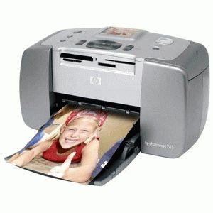 ремонт принтера HP PHOTOSMART 245V COMPACT PHOTO PRINTER
