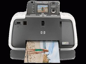 ремонт принтера HP PHOTOSMART 428XI