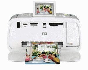 ремонт принтера HP PHOTOSMART 475XI COMPACT PHOTO PRINTER