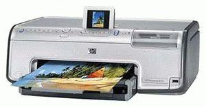 ремонт принтера HP PHOTOSMART 8253