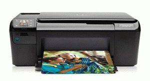 ремонт принтера HP PHOTOSMART C4650 ALL-IN-ONE