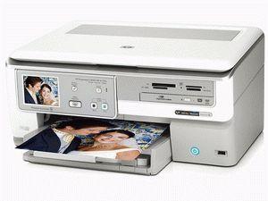 ремонт принтера HP PHOTOSMART C8180