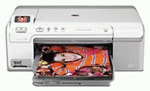 ремонт принтера HP PHOTOSMART D5360