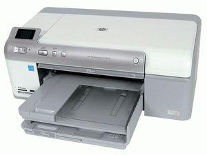 ремонт принтера HP PHOTOSMART D5460