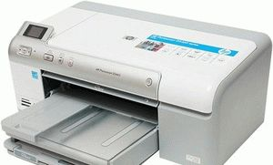 ремонт принтера HP PHOTOSMART D5463