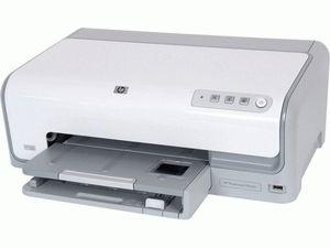 ремонт принтера HP PHOTOSMART D6160