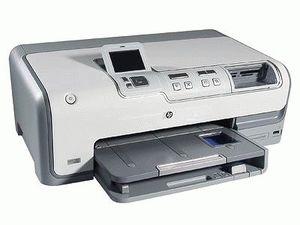 ремонт принтера HP PHOTOSMART D7160