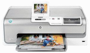 ремонт принтера HP PHOTOSMART D7460