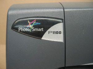 ремонт принтера HP PHOTOSMART P1100XI