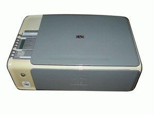 ремонт принтера HP PSC 1510S ALL-IN-ONE