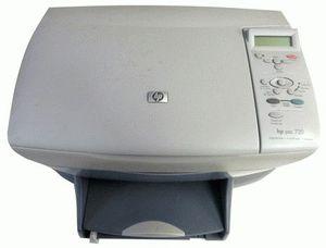 ремонт принтера HP PSC 720 ALL-IN-ONE